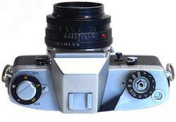 Leica Leicaflex SL Top
