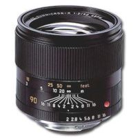 Obiettivo Leica Summicron-R 90mm