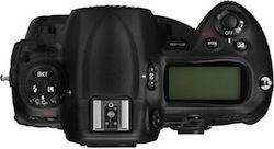 Nikon D3 Top