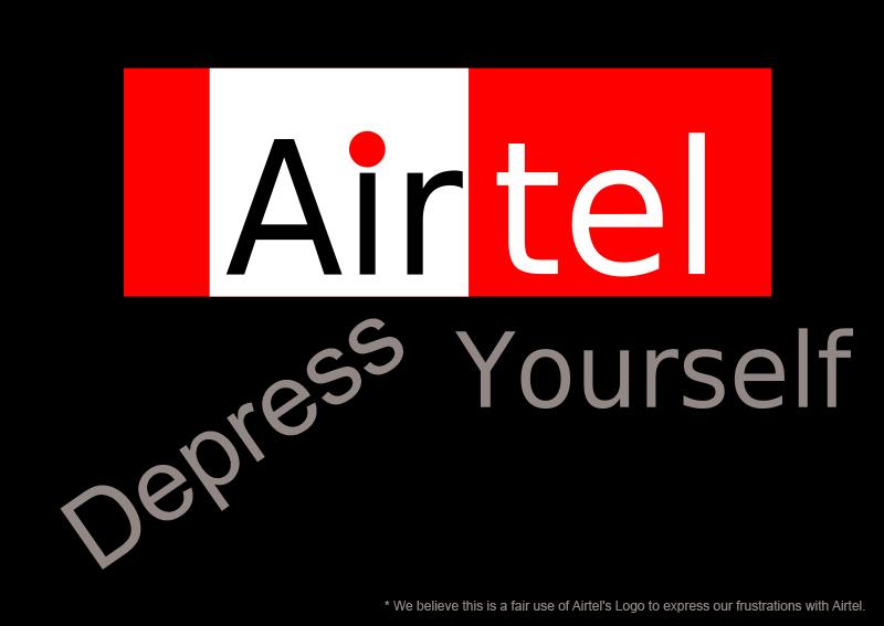 AIRTEL conspiracy