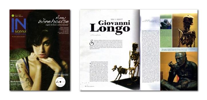 """Giordano M. (2008) """"Giovanni Longo: Tieni il resto!"""""""