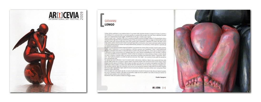 Catalogo Ar[t]cevia 2009
