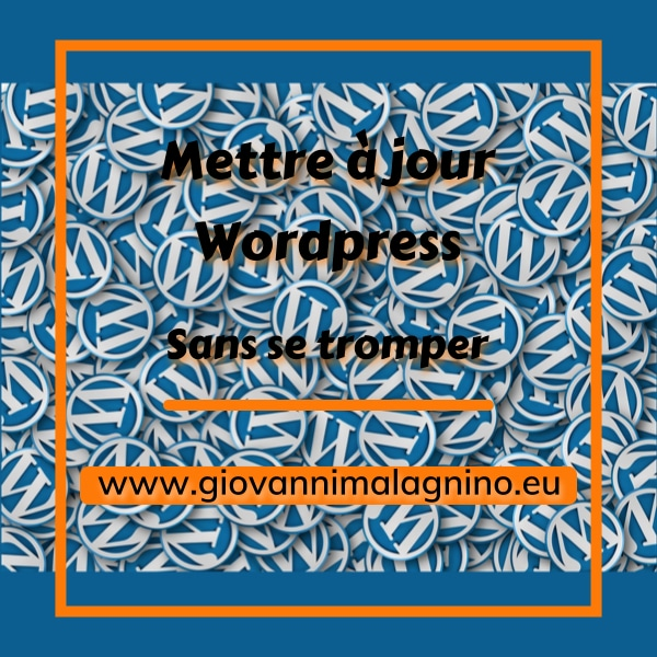 Aggiornare WordPress: passi per essere sicuri di non sbagliare