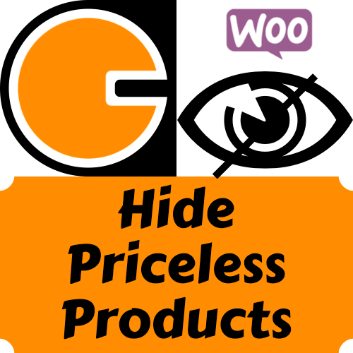 WordPress plugin to hide priceless products