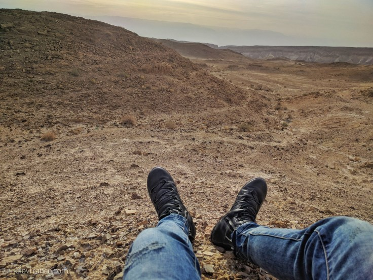 Adventure in the Negev Desert: The Israel Roadtrip