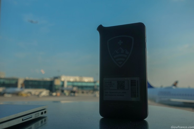 Recensione Travelers WIFI