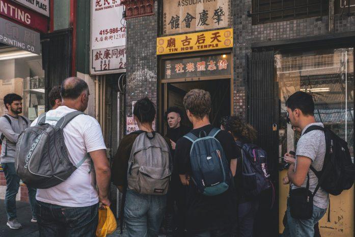 Chinatown Free Walking Tour