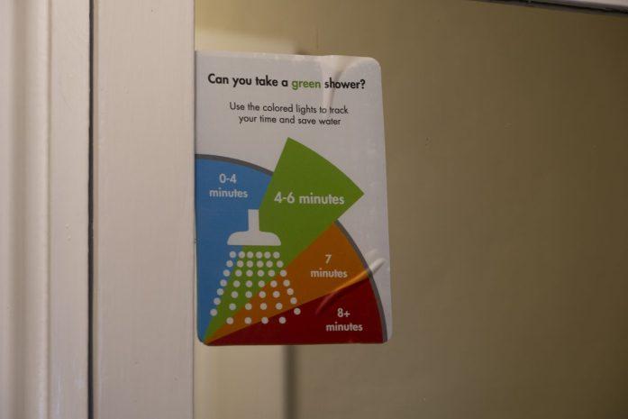 HI San Francisco City Center Hostel Million Gallon Challenge Sticker