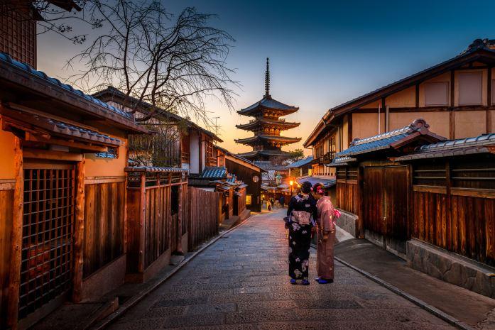 pagoda kyoto