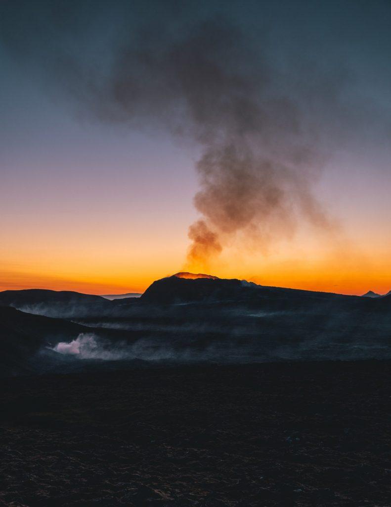 Fagradalsfjal Volcano, Iceland