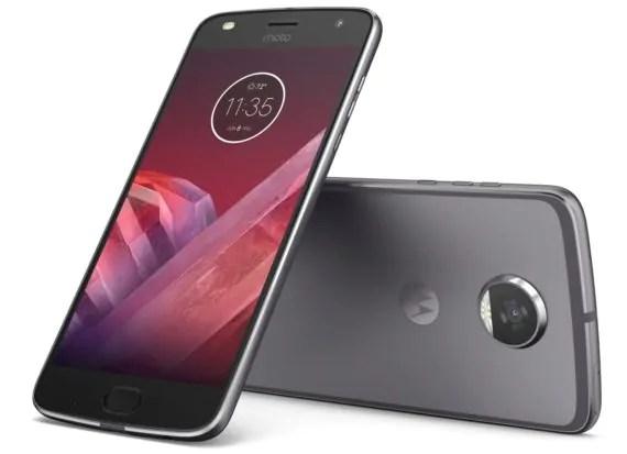 Motorola Moto Z2 Play 1