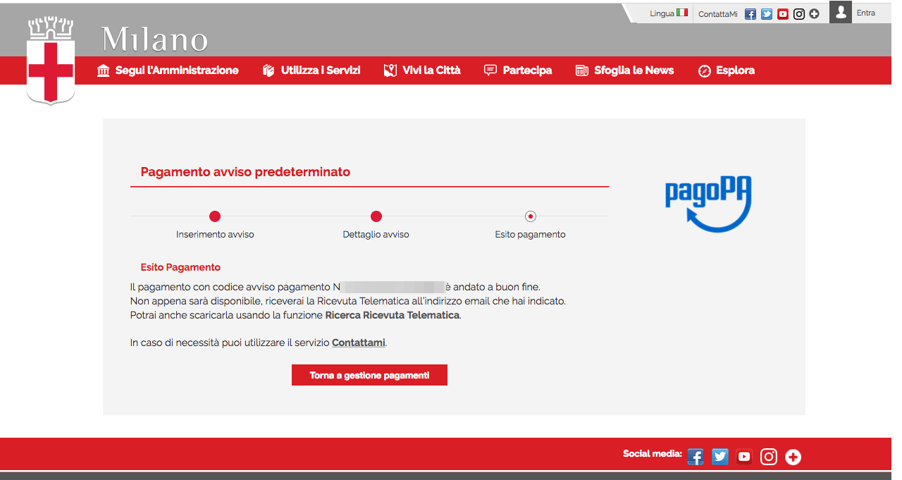 pagoPA: nuovi modi di pagare e l'arrivo di Satispay 7