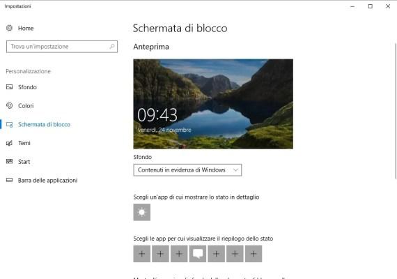 Windows Spotlight bloccato? Come risolvere 1