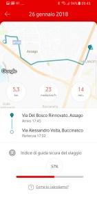 V-Auto by Vodafone: la porta OBD comunica con lo smartphone 15