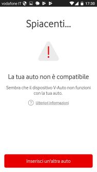 V-Auto by Vodafone: la porta OBD comunica con lo smartphone 3