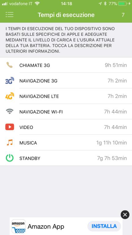 iPhone: come posso capire se devo cambiare la mia batteria? 5