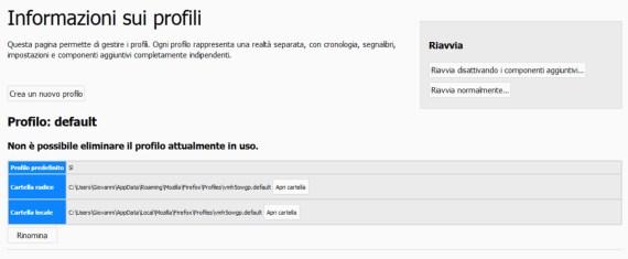 L'italiano non è un optional, ti presento FIREFOX:DICT 5