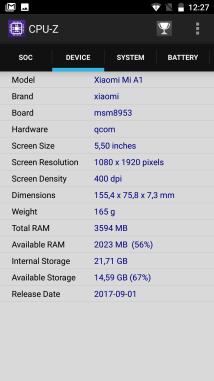 Xiaomi Mi A1: Android One nella fascia medio-bassa 2