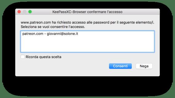 "L'ecosistema ""KeePass based"": gestire password tra più sistemi 5"