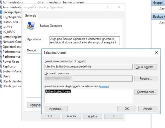 SyncBack: i backup programmati non partono su Windows 10 1