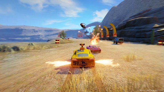 Cars 3: In gara per la vittoria, tutti in pista! 1
