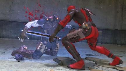 Deadpool (Xbox 360) 3