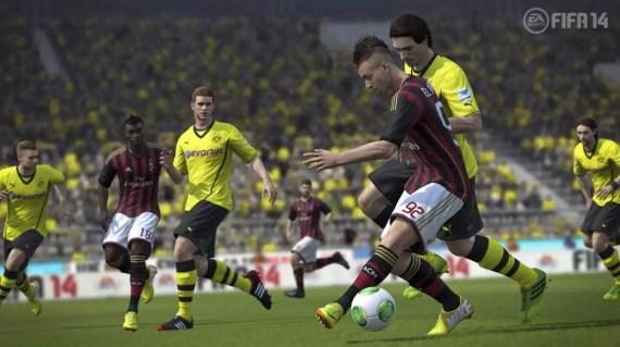 FIFA 14: il calcio della Next Gen 1