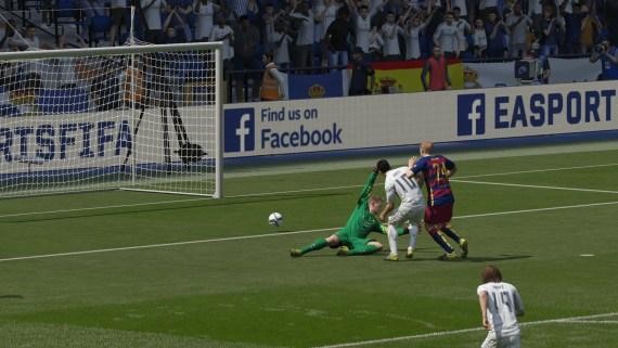 FIFA 16: uno sguardo alla Demo 8