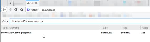 Firefox e Punycode: occhio ai tentativi di phishing 3