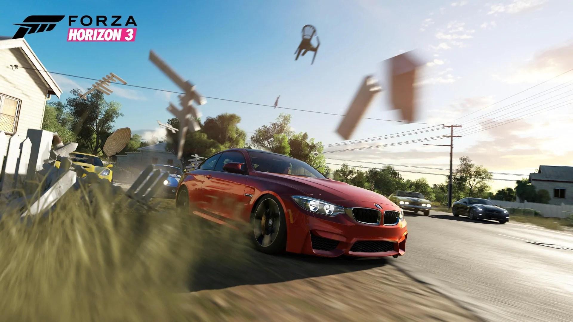 Forza Horizon 3: benvenuti in Australia! 2