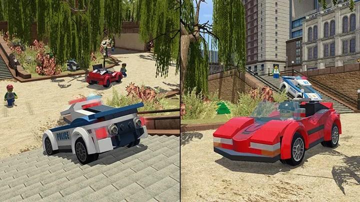 LEGO City Undercover: la caccia a Rex Fury su new gen. 3