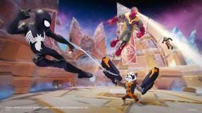 Marvel Battlegrounds: botte da orbi su Disney Infinity 3.0 15