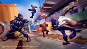 Marvel Battlegrounds: botte da orbi su Disney Infinity 3.0 16