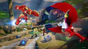 Marvel Battlegrounds: botte da orbi su Disney Infinity 3.0 20