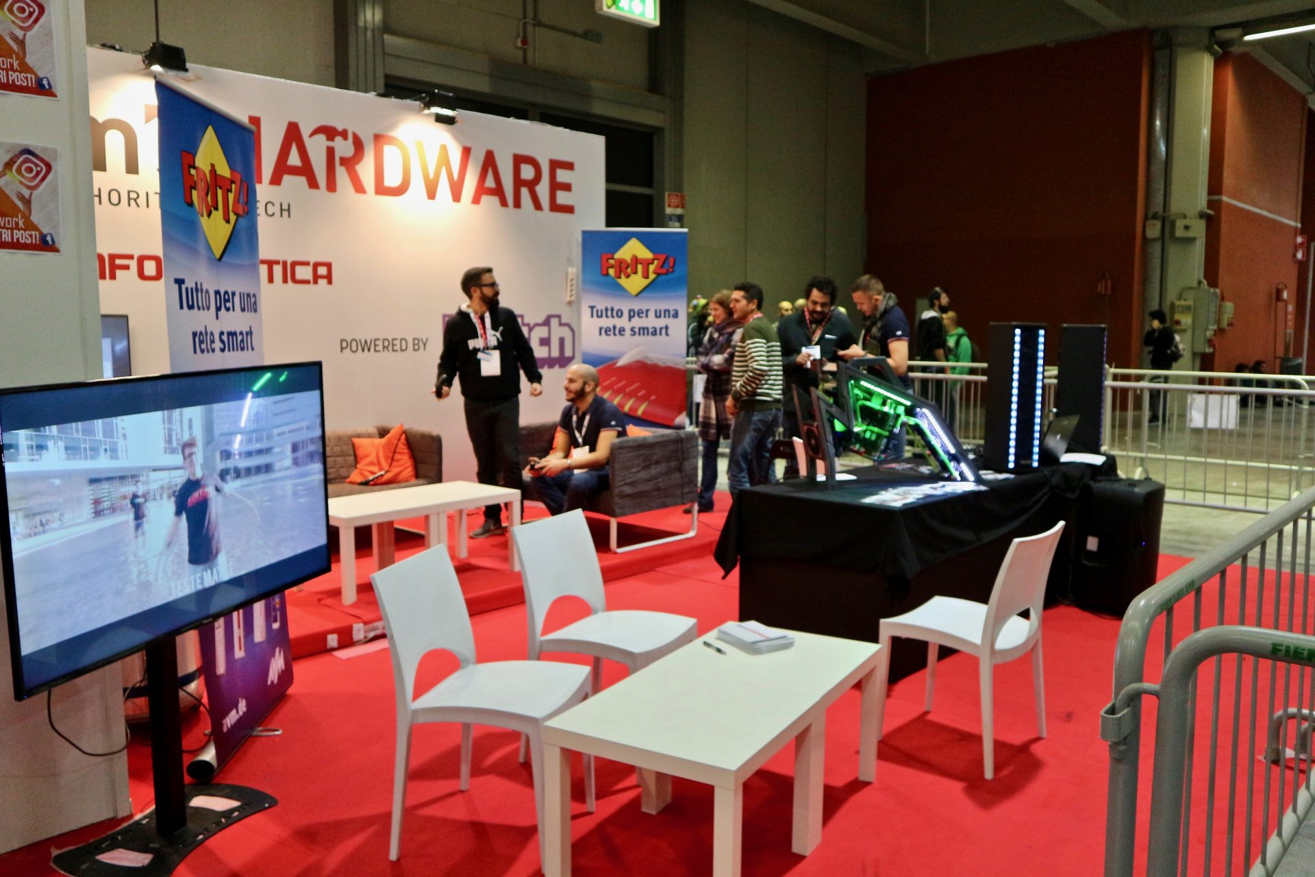 Milan Games Week 2016 è stata un'occasione sprecata 9