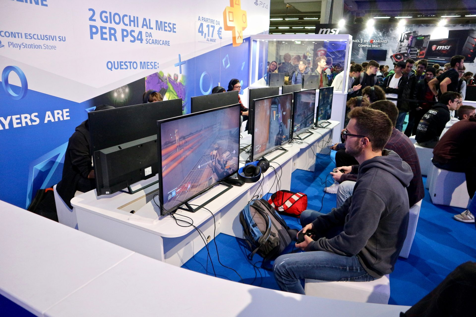Milan Games Week 2016 è stata un'occasione sprecata 21