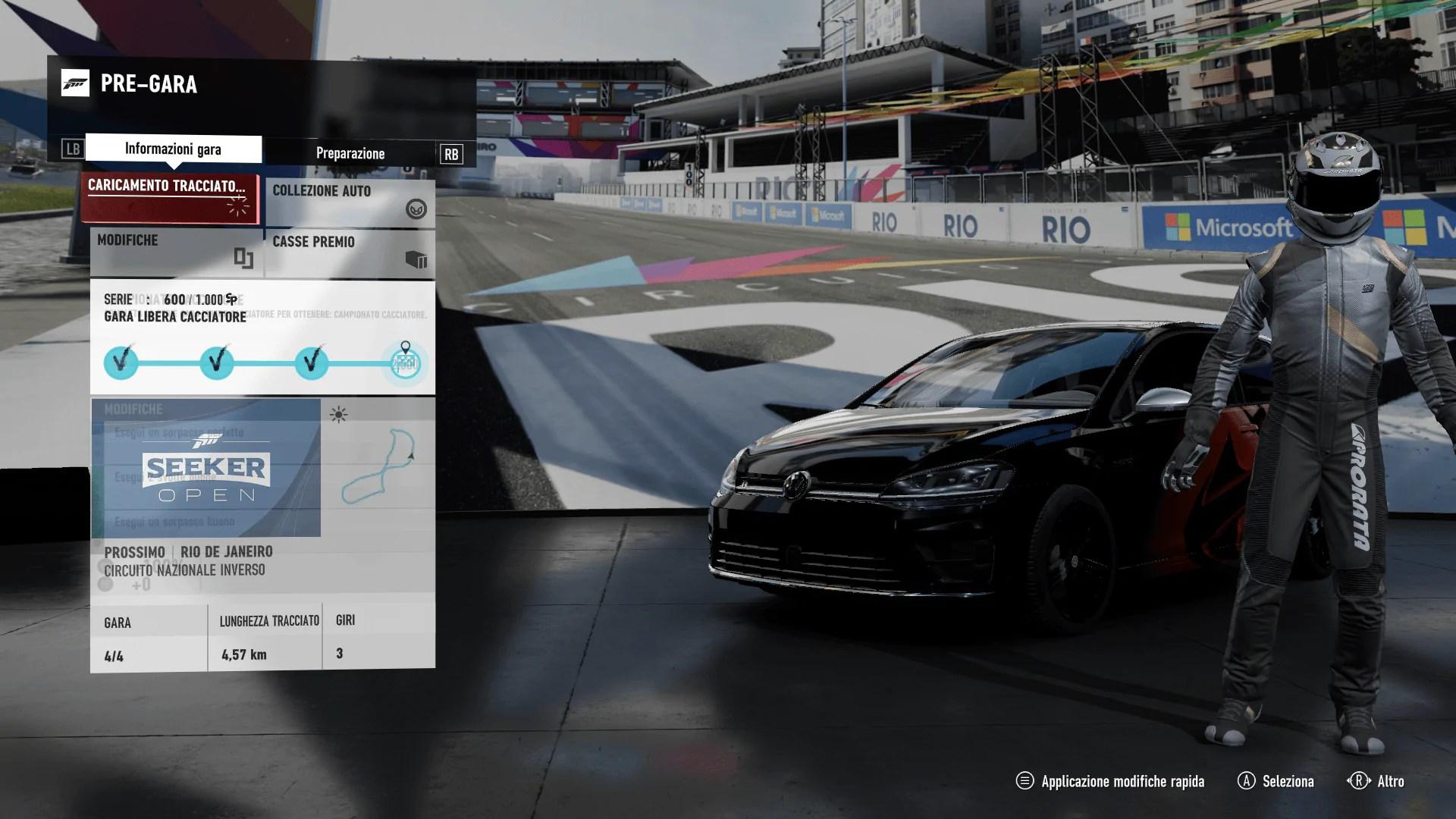 Sali a bordo del nuovo Forza Motorsport 7 6