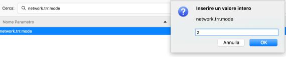 Firefox: DNS over HTTPS (di Cloudflare ma non solo) 2