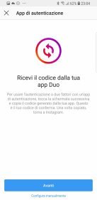 Sicurezza: la nuova 2-step verification di Instagram 2