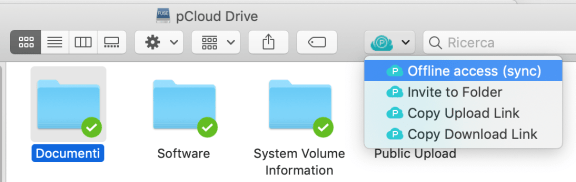 pCloud salta fuori studiando alternative a Dropbox o Box 8