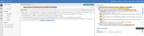 Notepad++: estrarre un elenco di indirizzi di posta da un file di testo 1