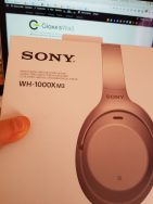 SONY WH-1000Xm3: bentrovate mie care! 2