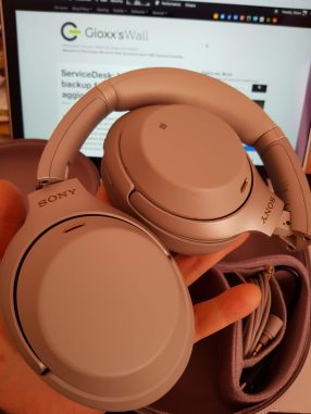 SONY WH-1000Xm3: bentrovate mie care! 6