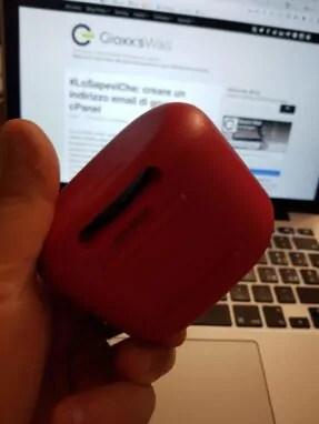 Sony SRS-XB01: cambiando l'ordine degli addendi ... 11
