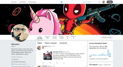 Twitter: dal nuovo al vecchio look con un componente aggiuntivo 2