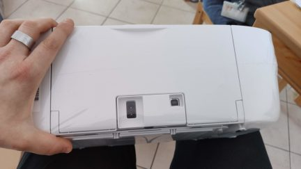 HP DeskJet 3762: una stampante piccola e pratica 4