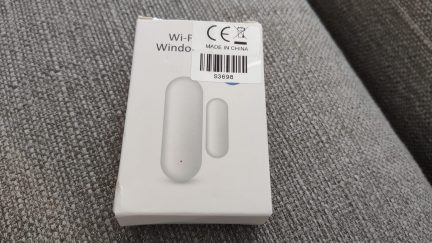 Wi-Fi Door Window Sensor 1