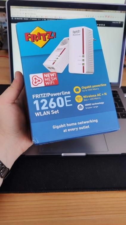 AVM FRITZ!Repeater 2400 e FRITZ!Powerline 1260E WLAN Set: un po' di novità in casa 13