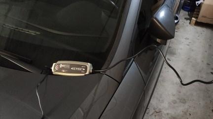 CTEK MXS 5.0: mantenere in carica la batteria dell'auto 19