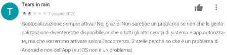 Il rant del weekend: Immuni Edition 3